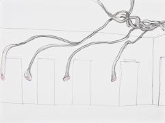 Strangling Ear Trumpet, Concept sketch