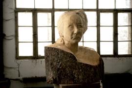 GAbriele Münter_Portrait aus 110 Jahre alte Linde